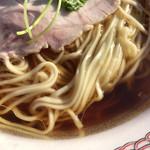 Japanese Ramen Noodle Lab Q - 粘りあるモチモチの秀逸な麺(大つけ麺博2018第四陣)