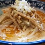 麺や樽座 - 海老味噌ラーメン