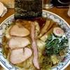 手打中華 特札堂 - 料理写真:ワンタン麺 840円