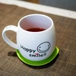 ショコラトリー・パティスリー ソリリテ - ☆温かい紅茶(#^.^#)☆