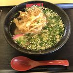 うどん 松田屋 - 料理写真:ごぼう天うどん=500円
