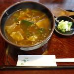 三國屋 - 料理写真:カレー南蛮