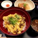 京和田 - 牛すじ丼定食
