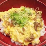 京和田 - 牛すじ丼