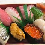 仙令平庄 - 料理写真:握り寿司
