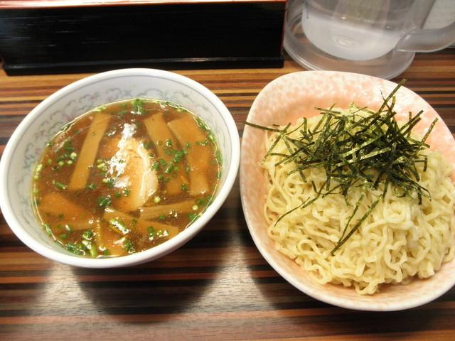 麺や 栄龍 - 特製つけ麺