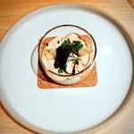 95250259 - 茸のムース・安納芋・アップルビネガー