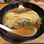 五大力 - 縮れ中細麺