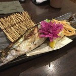 零 - 焼き秋刀魚