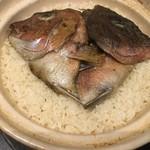 零 - 鯛の釜飯
