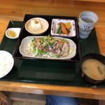 めし屋 里 - 日替り定食