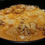 チーズタッカルビ&個室バル 肉屋のSATO - チーズタッカルビ
