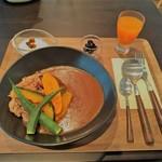 あぐり・キッチン - 玄米カレー