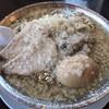 成龍 - 料理写真:中華そば 油多め、味付けたまご、玉ねぎ増し