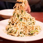 95260766 - 中国豆腐の香菜和え物 880円