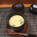 玄海鮨 - 料理写真:共通な茶碗蒸し!