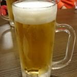 95262515 - まずは、生ビール