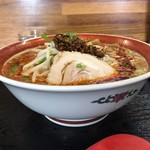 味好 - スタミナラーメン(担々麺)730円辛め