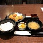 うなぎ 串焼きと九州料理 芋蔵 - 定食セット