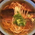 京のそば処 花巻屋 - 鰊蕎麦
