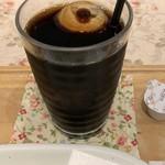 アトリエアルション - アイスコーヒー