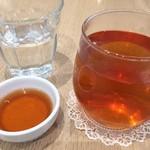 95265927 - 【'18.10】ストレートティーとワッフルの紅茶シロップ