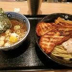 京都 麺屋たけ井 - 特製つけ麺