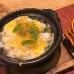馳走和醸 すぎ - 鱧のすき焼き風鍋