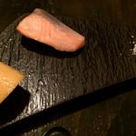 雪月風花 - リキュールでマリネして焼き上げた鮭