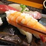 玄海鮨 - エビ