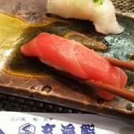 玄海鮨 - マグロです