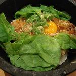 李朝園 - プルコギ丼