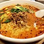 桂林餃子満足 - 料理写真:担々麺