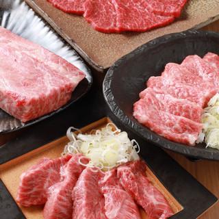 抜群の肉質を有する最高肉牛と食材をリーズナブルな価格で提供
