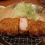 平田牧場 - 金華豚厚切りロースかつ膳