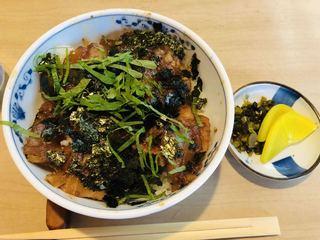 竹浜 - サワラ丼  1,080円