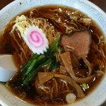 9529943 - 柳麺(ラーメン) ¥450