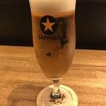 暫 - A5和牛ヒレステーキと海鮮鉄板焼きコース 9,000円(飲み放題付き)