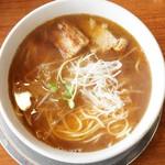 濃厚つけ麺 風雲丸 - 料理写真:あっさり醤油ラーメン