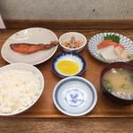のんのん - 料理写真:のんのん定食 1,000円