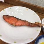 のんのん - 紅鮭 こんがり