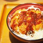 祭太鼓 - ソースかつ丼(並ロース・シングル)