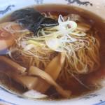 大ちゃんラーメン  - 料理写真:赤鶏しょうゆ
