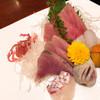 季節料理 なか一 - 料理写真:どれも美味いお刺身!