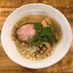麺屋 卓朗商店 - 料理写真:塩くん玉らぁ麺
