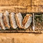 麺屋 卓朗商店 - 自慢の焼き餃子