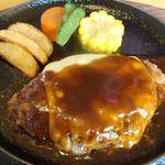 レストラン アルタ - 「Aランチ」1000円(日替わり)