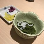95300155 - 定食の小鉢など