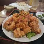 95300525 - 【ランチ】油淋鶏