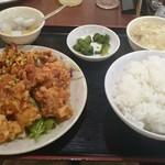 95300527 - 【ランチ】油淋鶏